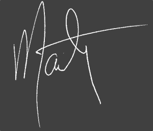 Marty Signature - REVERSED